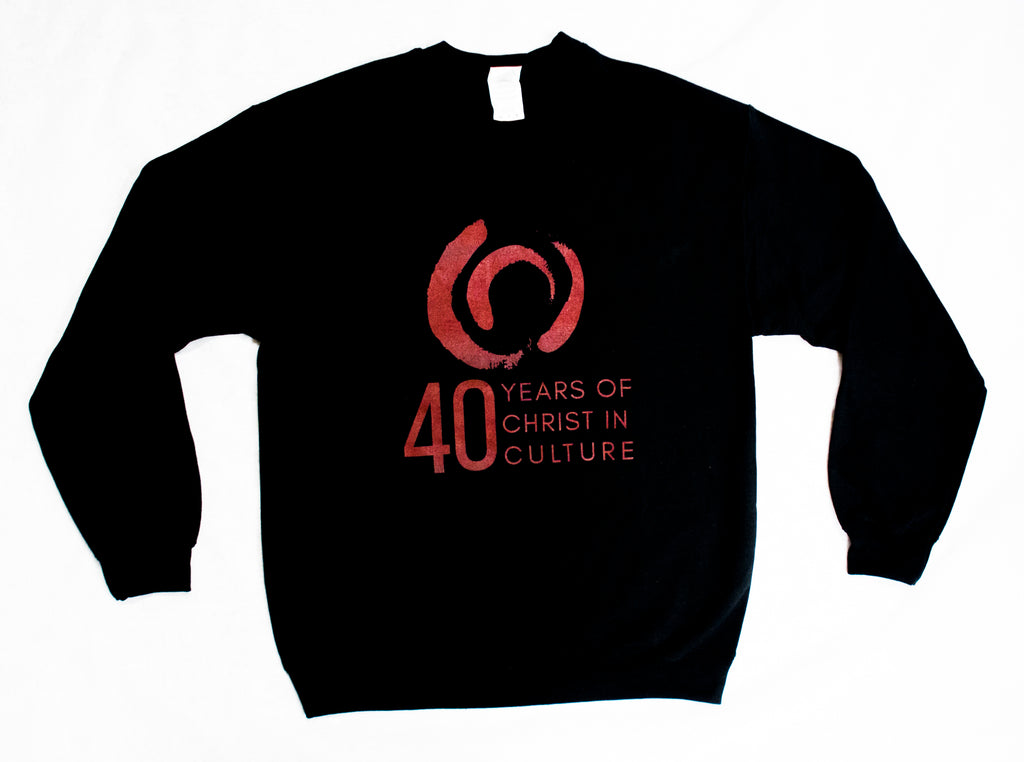 CCC 40 YEARS ANNIVERSARY APPAREL