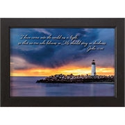 LIGHT HOUSE WALL FRAME