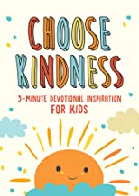 3 MINUTE DEVOTION-CHOOSE KINDNESS FOR KIDS