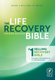 NLT 2nd ed. Life Recovery Bible