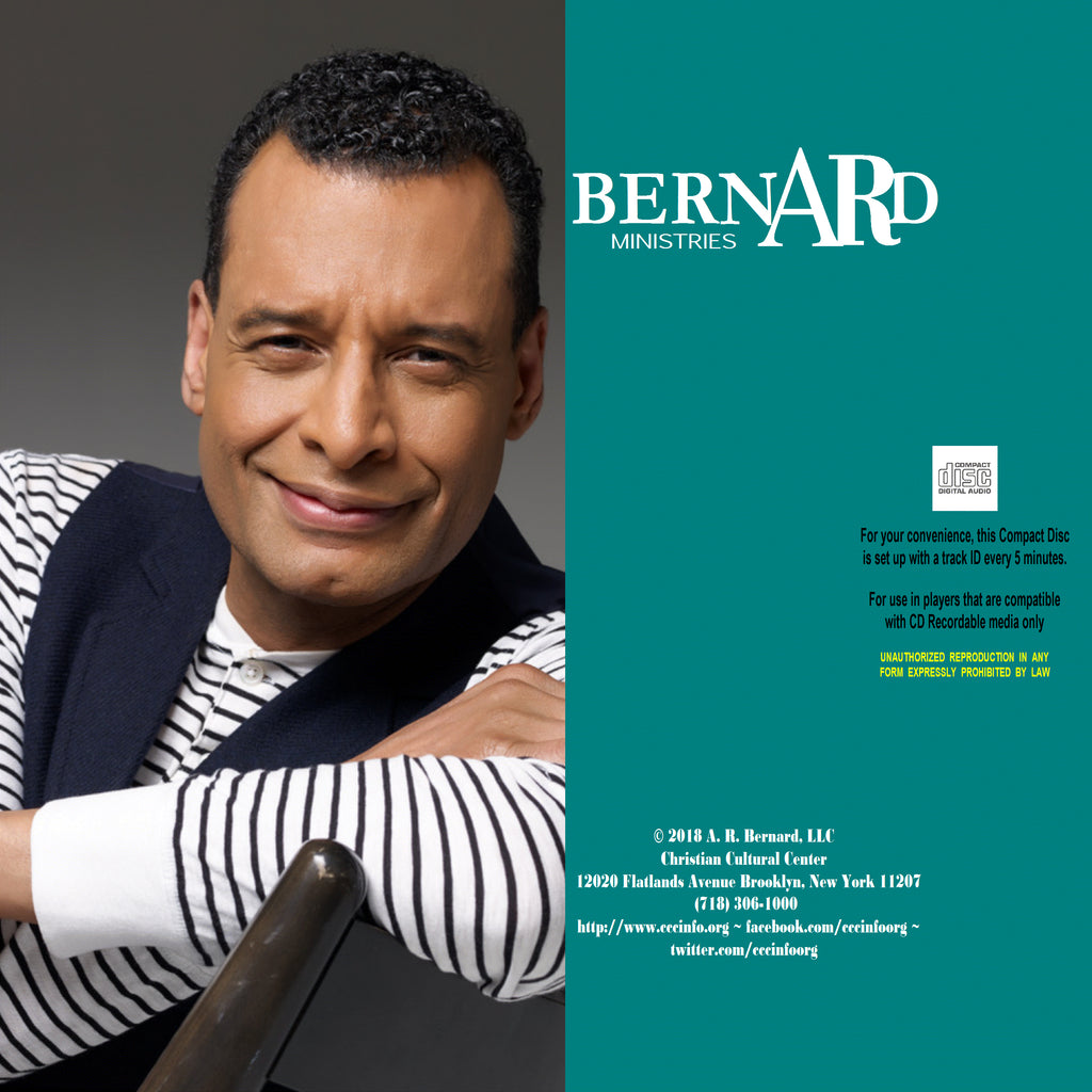 AR BERNARD CD-AUGUST 5, 2018 1030am