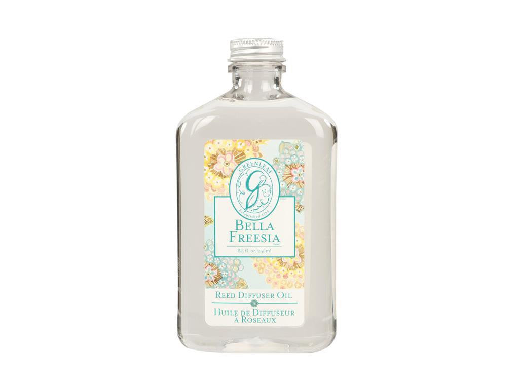 GREENLEAF BELLA FREESIA REED DIFFUSER OIL