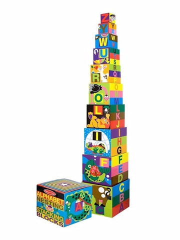 Multi-Colored Blocks by Melissa & Doug