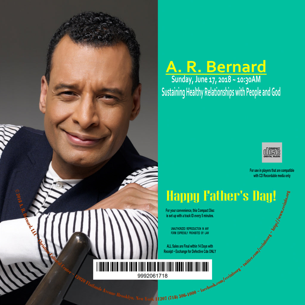 AR BERNARD CD-JUNE 17, 2018 1030AM