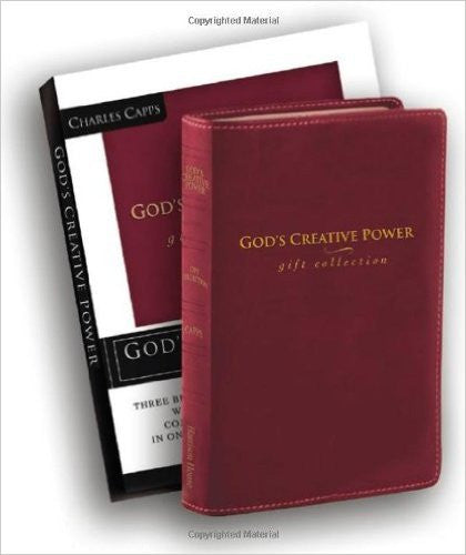 God's Creative Power Gift Collection - Charles Capp
