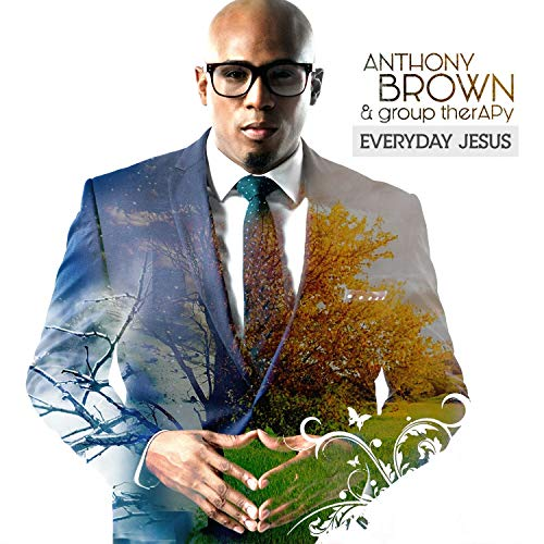 Anthony Brown Everyday Jesus- Music CD