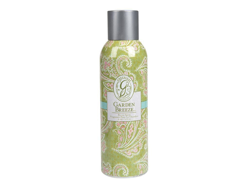 GREENLEAF GARDEN BREEZE ROOM SPRAY NEW