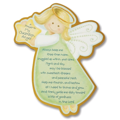 KIDS WALL DECOR PLAQUES