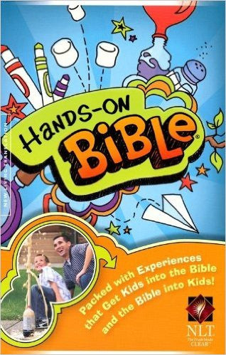 HANDS ON BIBLE SC