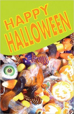 TRACT HAPPY HALLOWEEN (PACK OF 25)