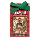 Assorted Wassail Christmas Gourmet Drinks