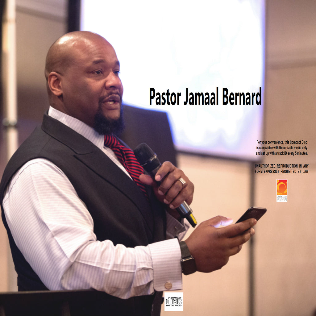 JAMAAL BERNARD CD-AUGUST 4, 2019 10:30am
