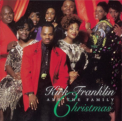 KIRK FRANKLIN AND FAMILY CHRISTMAS MUSIC-CD
