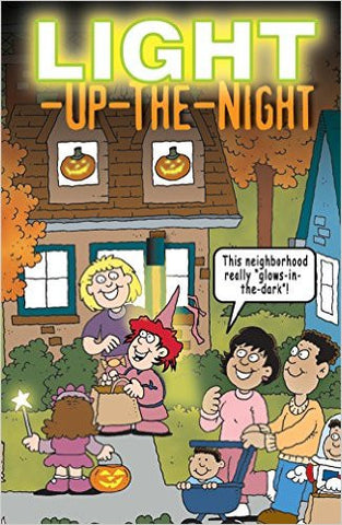 TRACT LIGHT UP THE NIGHT (PACK OF 25)