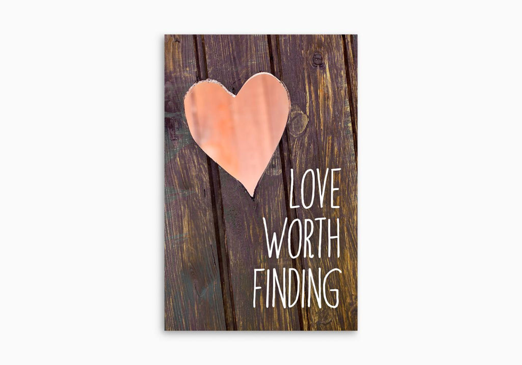 Love Worth Finding Tract (25 per pack)