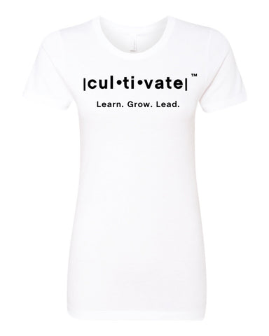 Classic Cultivate Ladies Boyfriend T-shirt