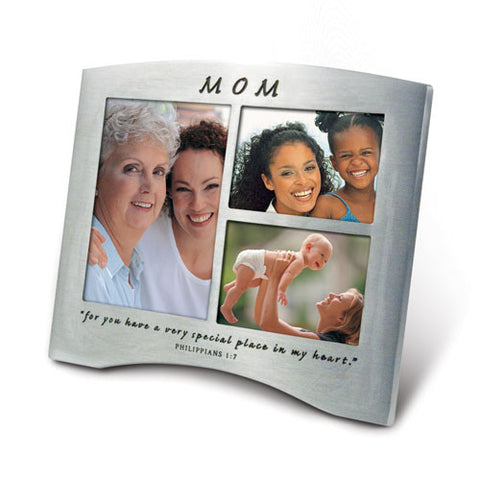 Mom Multi-Panel Photo Frame