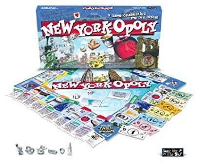NEW YORK OPOLY GAME