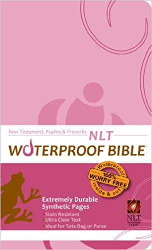 NLT WATERPROOF NEW TESTAMENT WITH PSALMS & PROVERBS