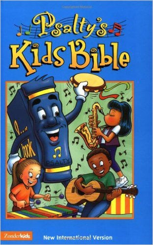 PSALTY KIDS BIBLE