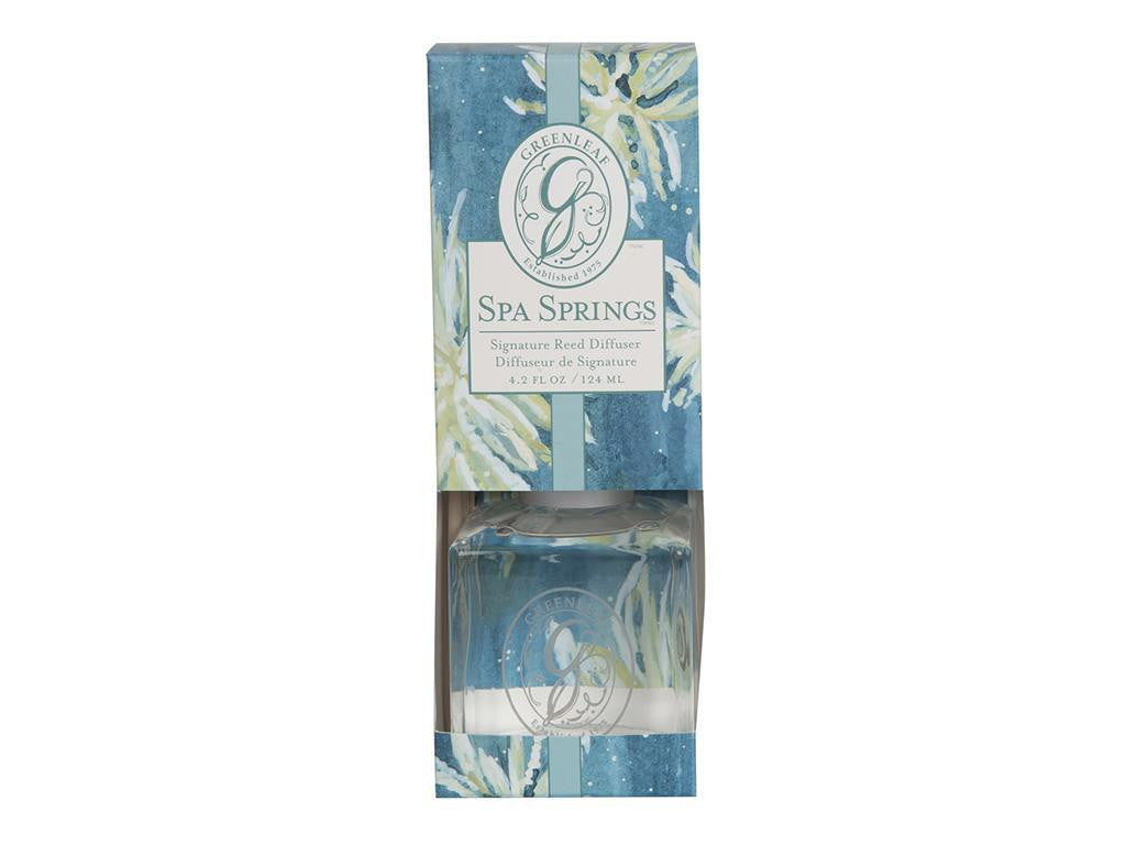 GREENLEAF SPA SPRINGS SIGNATURE REED DIFFUSER