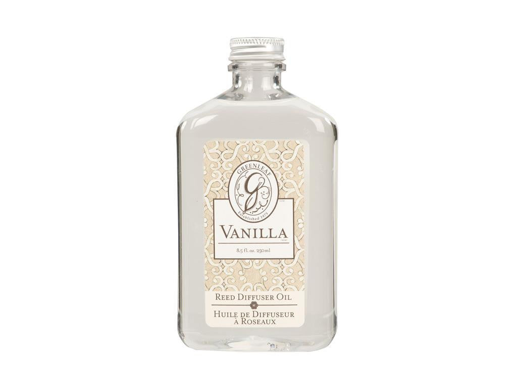 GREENLEAF VANILLA REED DIFFUSER OIL