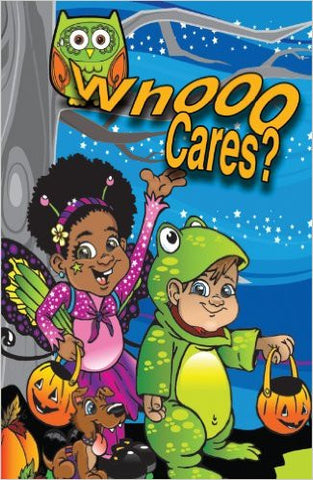 TRACT WHOOO CARES (PACK OF 25)