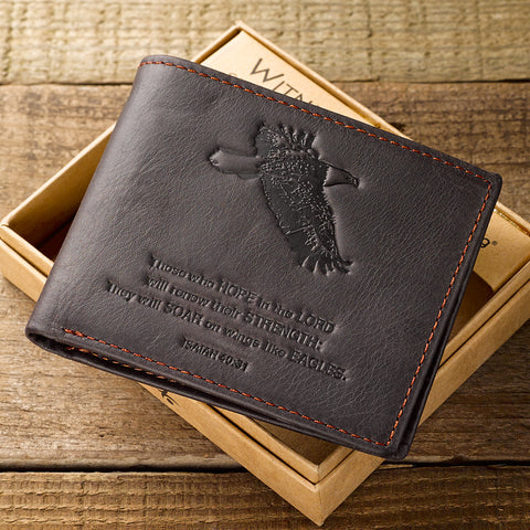 MEN'S WALLETS ASSORTED