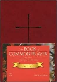 BOOK OF COMMON PRAYER 1979 EDITION BURGUNDY