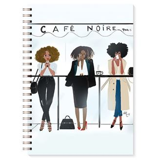 CAFE NOIRE JOURNAL
