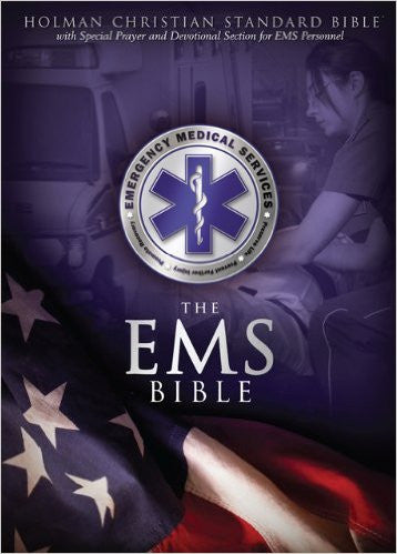 EMS BIBLE NAVY LL
