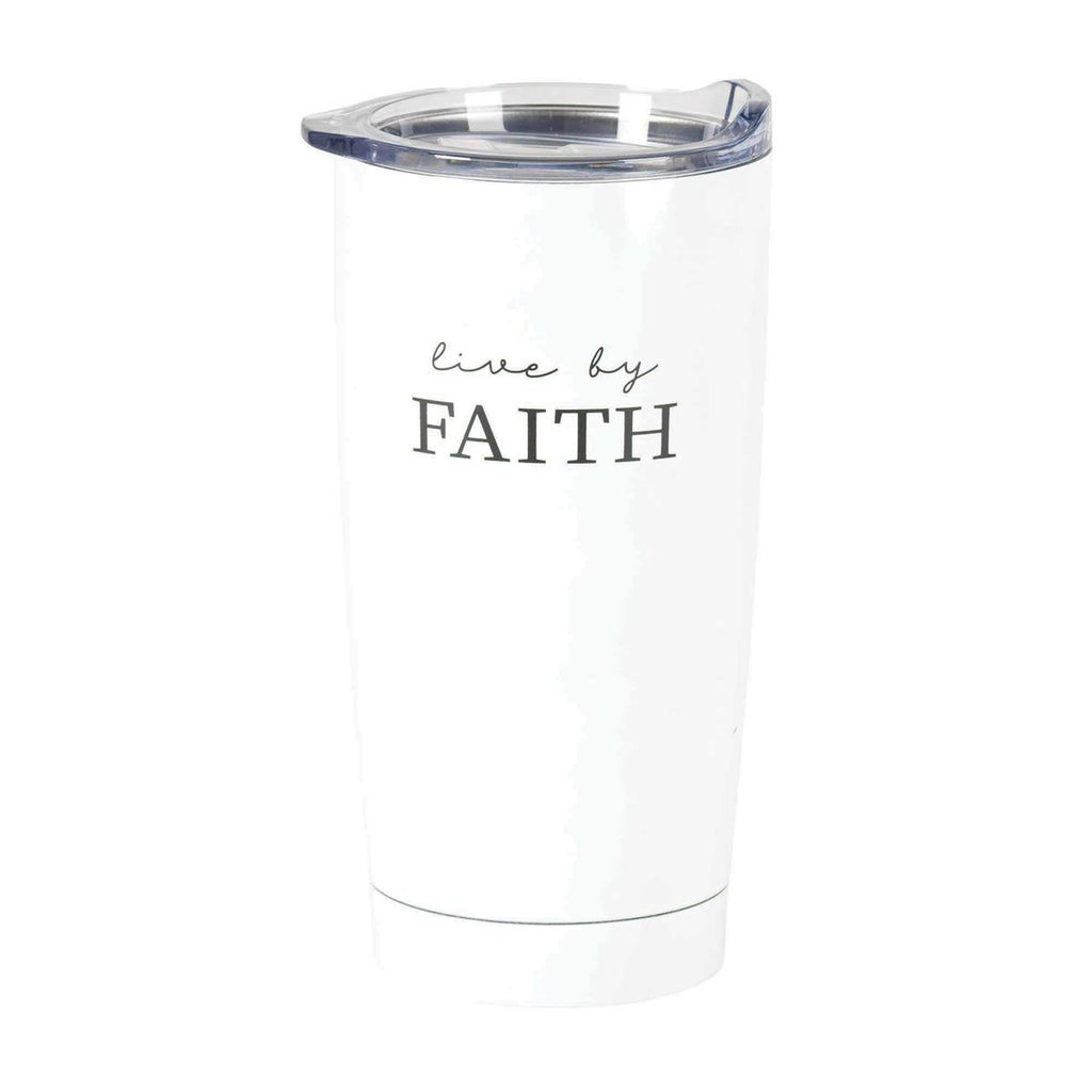 Live By Faith Tumbler