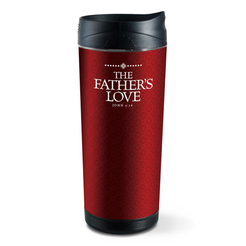 FROSTED TALL TUMBLERS W/ SCRIPTURE
