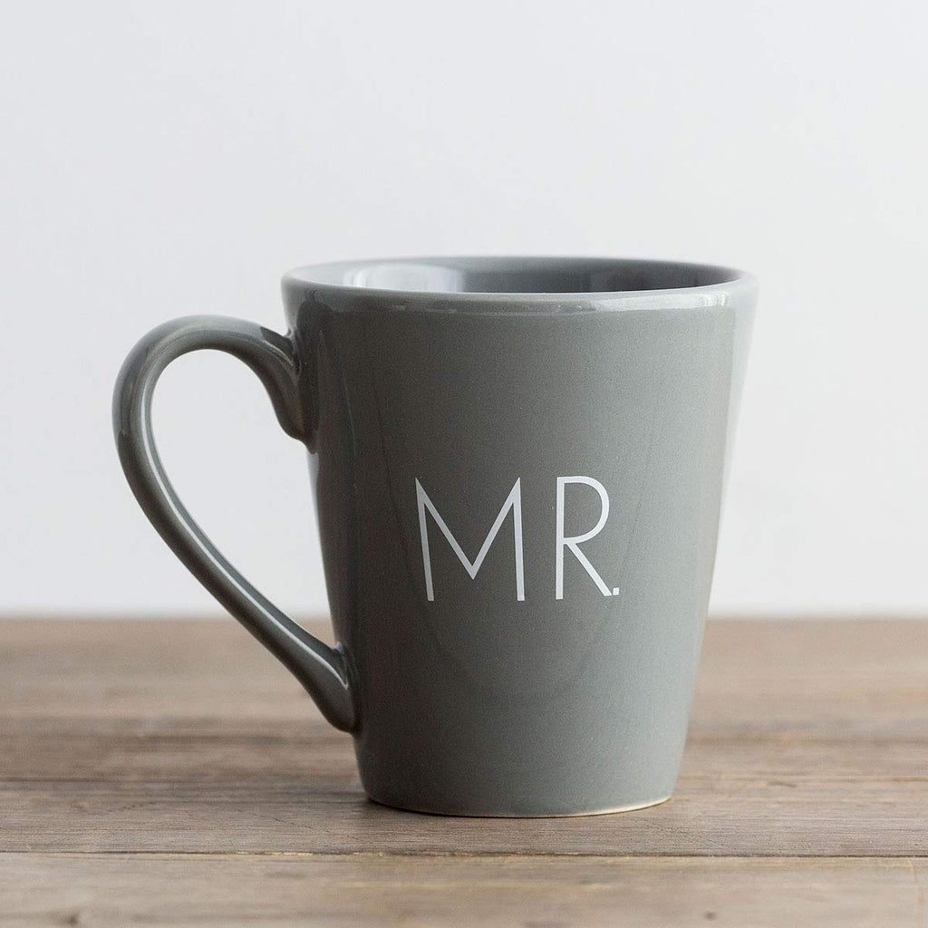MR. & MRS. BETTER TOGETHER MUGS