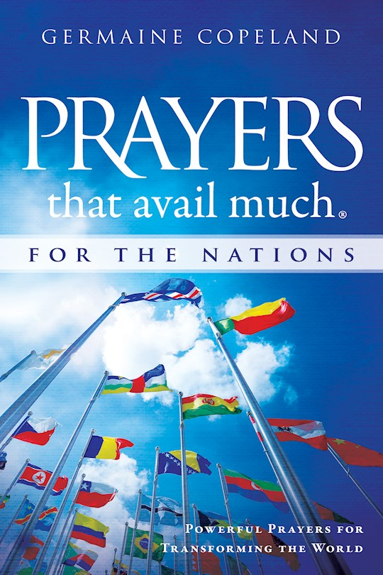 Prayers That Avail Much for the Nations By Germaine Copeland