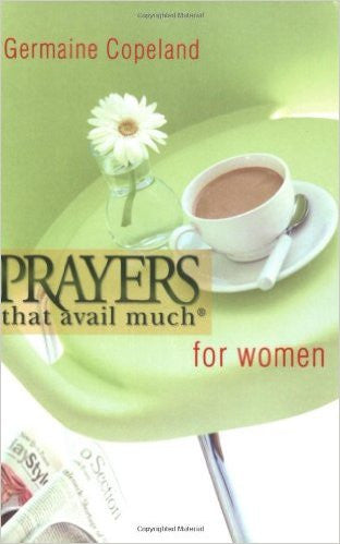 PRAYERS THAT AVAIL MUCH FOR WOMEN MINI BOOK