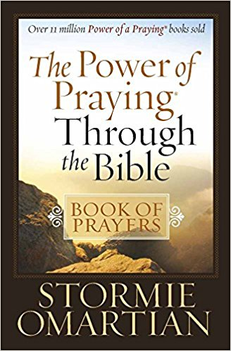 Power of Praying Through the Bible Book of Prayers
