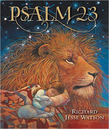 PSALM 23 CHILDREN'S BOOK by Richard Jesse Watson