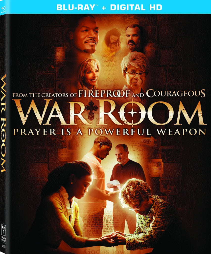 War Room Blu-Ray