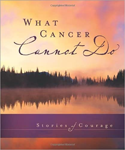 WHAT CANCER CANNOT DO LAKE SCENE