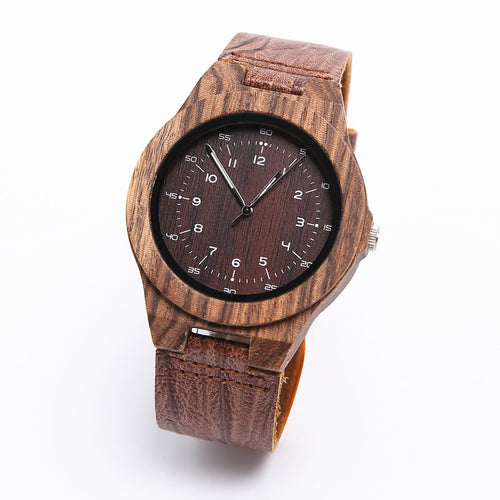 78IGHT 2018 All Natural Classic Wood Watch For Men