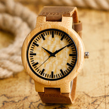 Load image into Gallery viewer, 78IGHT Minimalist Wood Watch For Men / Women