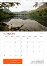 Load image into Gallery viewer, Hospitality & Hope 2019 Calendar