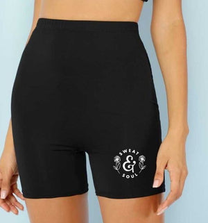 Biker Babe Bike Shorts