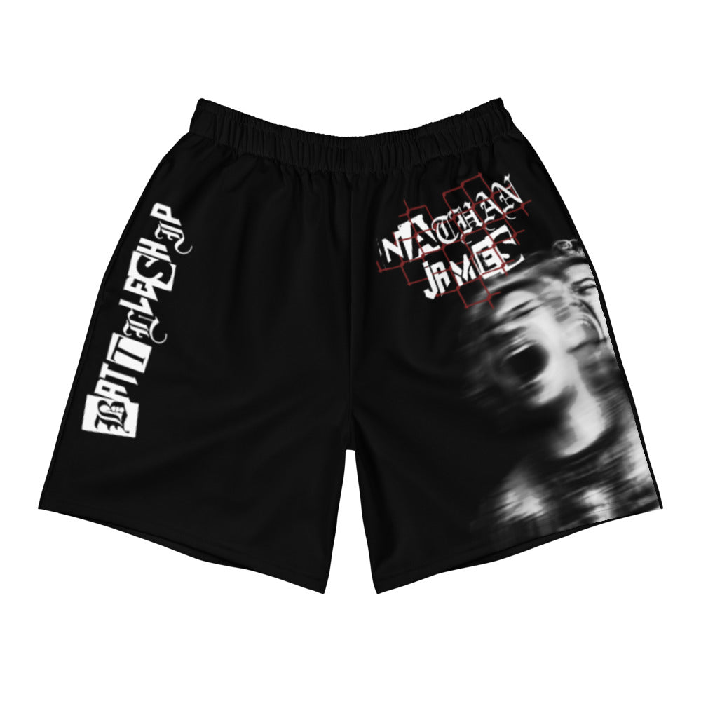 Scream Battleship Shorts