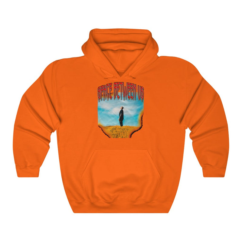 """SPACE BETWEEN US"" Hoodie"