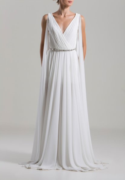 SK Greek Goddess dress