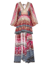 Valta High-Low Gypsy Dress
