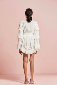 HN- Cleo Short Dress