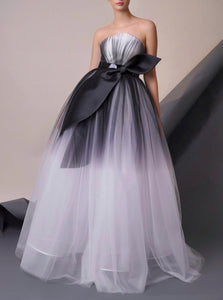 Tina Tulle Gown